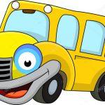 Autobusem na fotbal